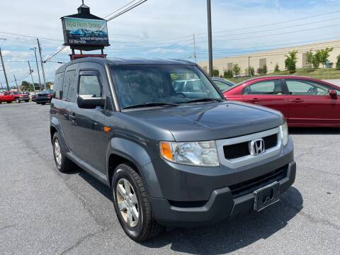 2010 Honda Element for sale at A & D Auto Group LLC in Carlisle PA