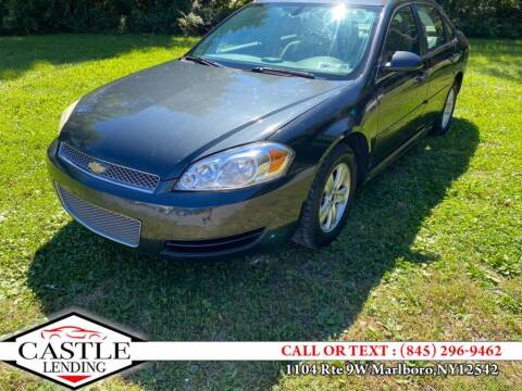 2013 Chevrolet Impala for sale at Classified Pre-owned Cars of Marlboro in Marlboro NY