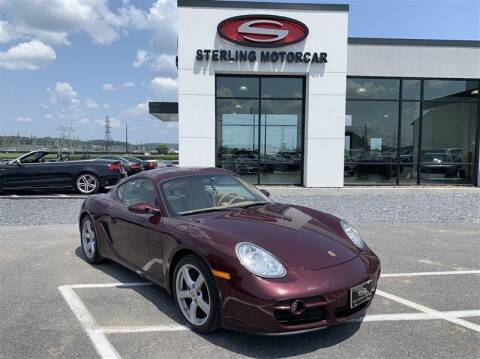 2007 Porsche Cayman for sale at Sterling Motorcar in Ephrata PA