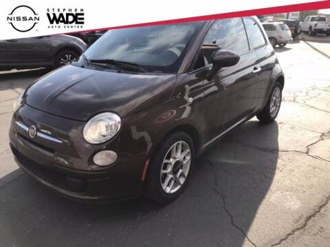 2014 FIAT 500 for sale at Stephen Wade Pre-Owned Supercenter in Saint George UT