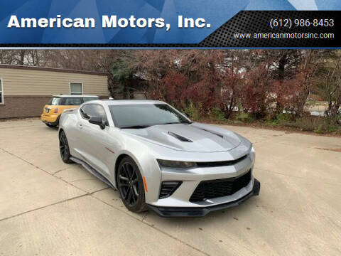 2018 Chevrolet Camaro for sale at American Motors, Inc. in Farmington MN