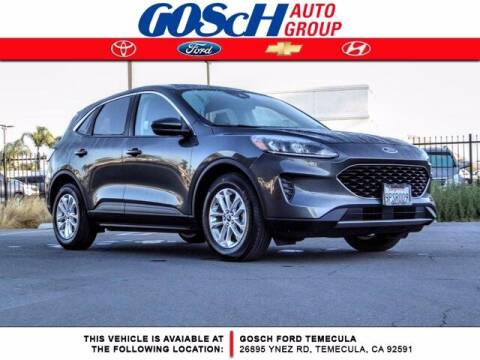 2020 Ford Escape for sale at BILLY D SELLS CARS! in Temecula CA