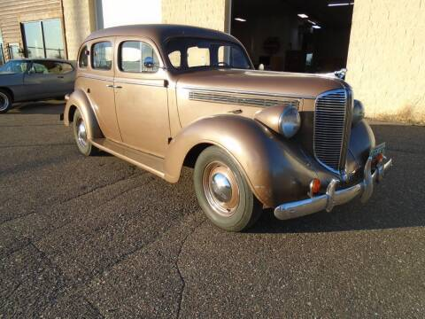 1938 Dodge D8 TOURING for sale at Route 65 Sales & Classics LLC - Classic Cars in Ham Lake MN