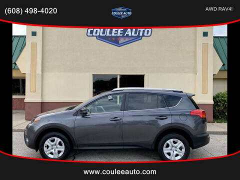 2015 Toyota RAV4 for sale at Coulee Auto in La Crosse WI