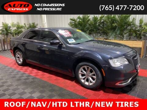 2018 Chrysler 300 for sale at Auto Express in Lafayette IN
