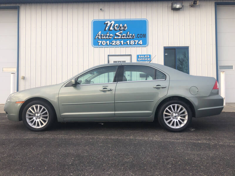 2009 Mercury Milan for sale at NESS AUTO SALES in West Fargo ND
