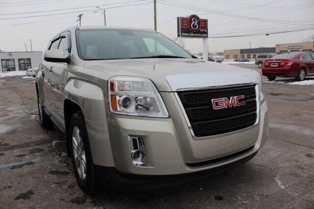 2015 GMC Terrain for sale at B & B Car Co Inc. in Clinton Twp MI