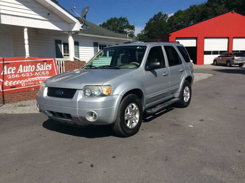 2006 Ford Escape for sale at Ace Auto Sales - $1800 DOWN PAYMENTS in Fyffe AL