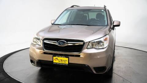 2015 Subaru Forester for sale at AUTOMAXX MAIN in Orem UT
