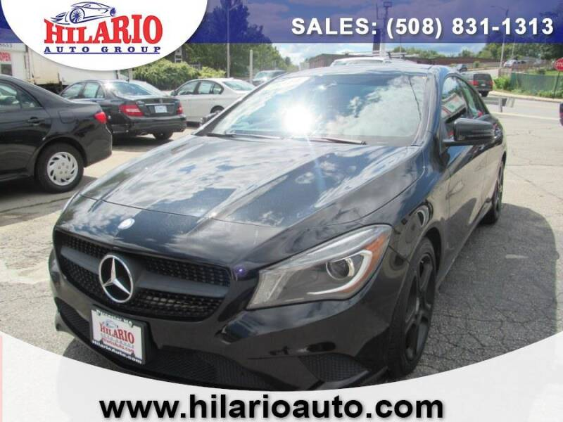 2014 Mercedes-Benz CLA for sale at Hilario's Auto Sales in Worcester MA