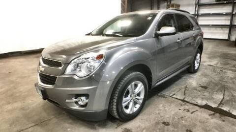 2012 Chevrolet Equinox for sale at Waconia Auto Detail in Waconia MN