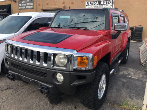 2007 HUMMER H3 for sale at Ultra Auto Enterprise in Brooklyn NY