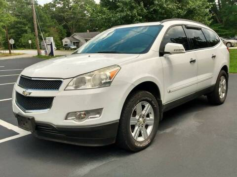 2010 Chevrolet Traverse for sale at Happy Days Auto Sales in Piedmont SC