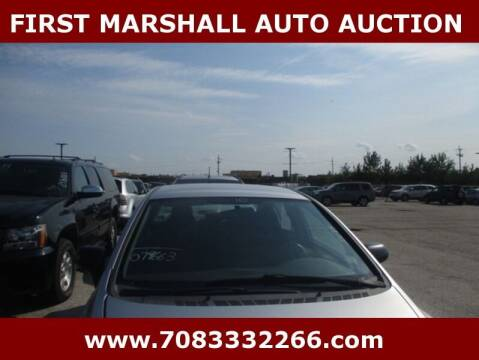 2010 Honda Civic for sale at First Marshall Auto Auction in Harvey IL