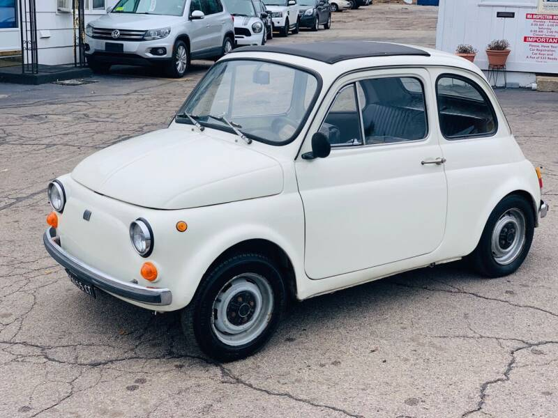 1970 FIAT 500L for sale at Milford Automall Sales and Service in Bellingham MA