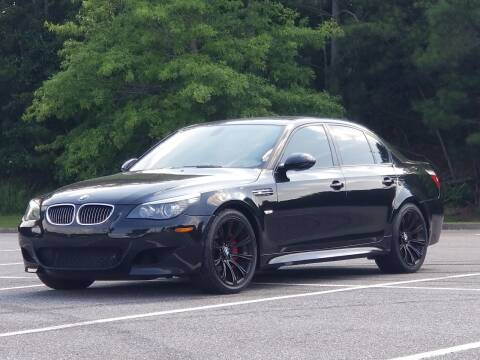 2010 BMW M5 for sale at United Auto Gallery in Suwanee GA