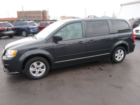 2012 Dodge Grand Caravan for sale at Big Boys Auto Sales in Russellville KY