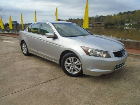 2010 Honda Accord for sale at Lake Carroll Auto Sales in Carrollton GA