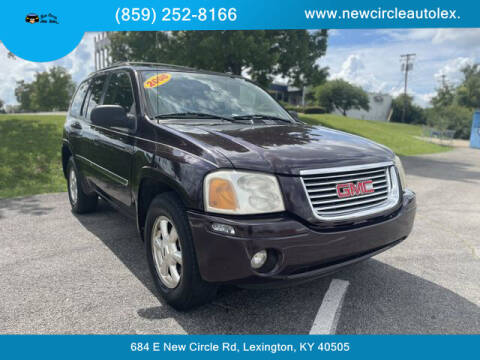 2008 GMC Envoy for sale at New Circle Auto Sales LLC in Lexington KY