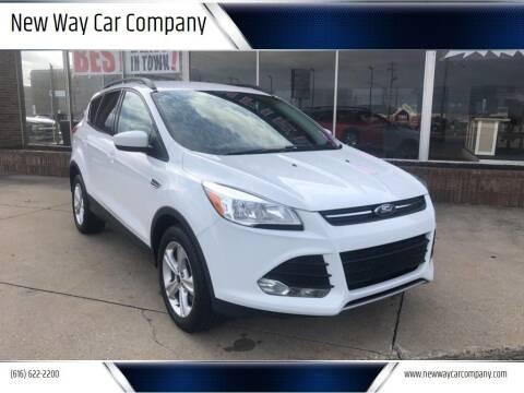 2015 Ford Escape for sale at New Way Car Company in Grand Rapids MI