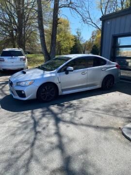 2015 Subaru WRX for sale at Luxury Auto Company in Cornelius NC