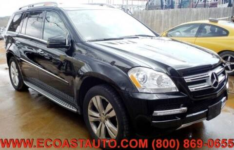 2012 Mercedes-Benz GL-Class for sale at East Coast Auto Source Inc. in Bedford VA
