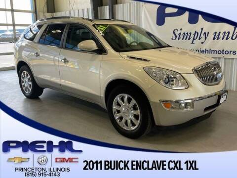 2011 Buick Enclave for sale at Piehl Motors - PIEHL Chevrolet Buick Cadillac in Princeton IL