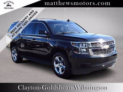 2016 Chevrolet Suburban for sale at Auto Finance of Raleigh in Raleigh NC