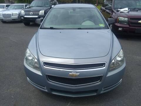 2009 Chevrolet Malibu for sale at Wilson Investments LLC in Ewing NJ