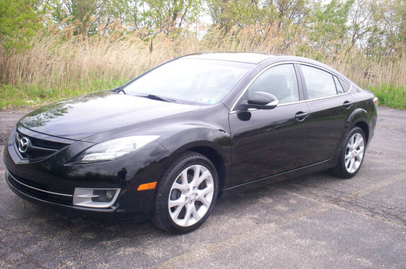 2012 Mazda MAZDA6 for sale at Action Auto Wholesale - 30521 Euclid Ave. in Willowick OH