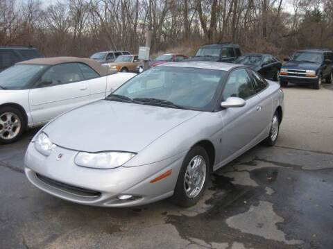 2001 Saturn S-Series for sale at All State Auto Sales, INC in Kentwood MI