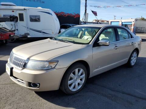 2007 Lincoln MKZ for sale at DPM Motorcars in Albuquerque NM