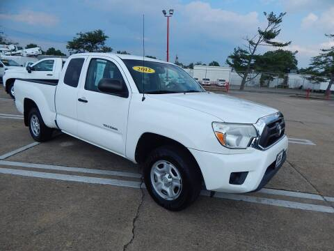 2012 Toyota Tacoma for sale at Vail Automotive in Norfolk VA