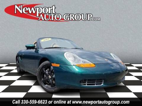 2001 Porsche Boxster for sale at Newport Auto Group in Austintown OH