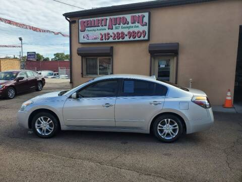 2009 Nissan Altima for sale at SELLECT AUTO INC in Philadelphia PA
