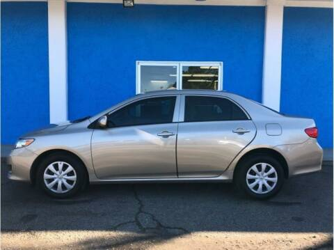 2010 Toyota Corolla for sale at Khodas Cars - buy here pay here in Gilroy, CA