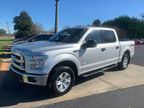 2016 Ford F-150 for sale at Getsinger's Used Cars in Anderson SC