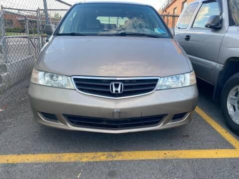 2004 Honda Odyssey for sale at MAGIC AUTO SALES - Magic Auto Prestige in South Hackensack NJ
