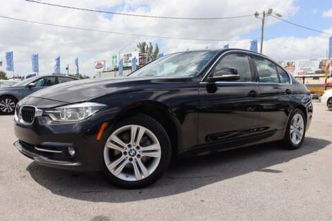 2018 BMW 3 Series for sale at OCEAN AUTO SALES in Miami FL