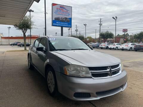 2013 Dodge Avenger for sale at Magic Auto Sales in Dallas TX