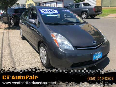 2009 Toyota Prius for sale at CT AutoFair in West Hartford CT