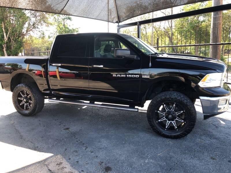 2012 RAM Ram Pickup 1500 for sale at Gold Star Motors Inc. in San Antonio TX
