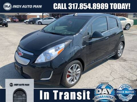 2016 Chevrolet Spark EV for sale at INDY AUTO MAN in Indianapolis IN