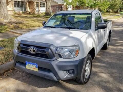 2013 Toyota Tacoma for sale at Amazon Autos in Houston TX
