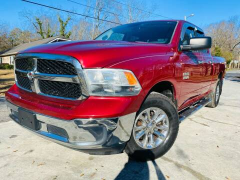 2013 RAM Ram Pickup 1500 for sale at E-Z Auto Finance in Marietta GA