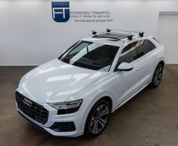 2019 Audi Q8 for sale in Allison Park, PA