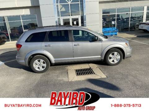 2018 Dodge Journey for sale at Bayird Truck Center in Paragould AR