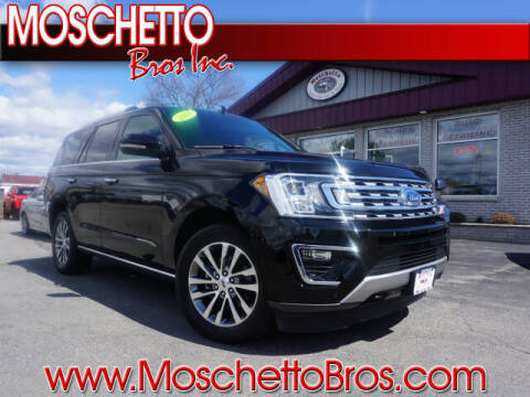 2018 Ford Expedition for sale at Moschetto Bros. Inc in Methuen MA