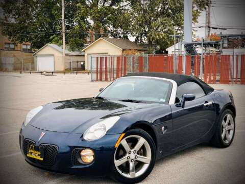 2007 Pontiac Solstice for sale at ARCH AUTO SALES in St. Louis MO