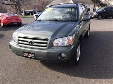 2006 Toyota Highlander for sale at Wilton Auto Park.com in Wilton CT